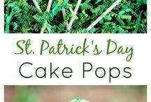 St Patrick's Day / Celebrate all things Irish
