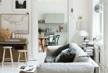 Espacios y muebles...