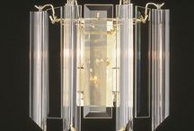 Tranquility crystal Pendant,Wall Sconce