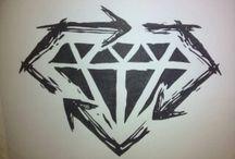 Musik♥ / Logos, Zitate, Zeichnungen - einfach freien Lauf lassen ♥