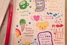 Rainbowholic Doodles