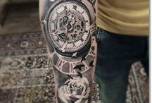 Pocket Watch Tat