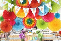 9 year old girl birthday party / Emma's 9th birthday party ideas