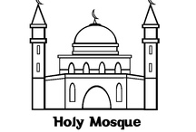 Islamic coloring pages