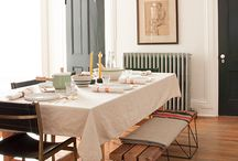 DINING ROOMS / Gorgeous, modern dining rooms & eating areas.