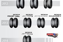Michelin Pilot Road 4 / Images and technical diagrams showcasing the new Michelin Pilot Road 4