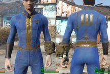 サバゲ:Falloutジャンプスーツ-スタイル