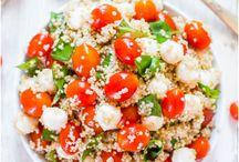 Salade / Werk