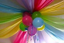 Decoratie verjaardag