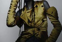 Dark mood fashion