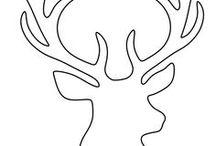 Rådjur horn