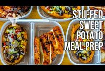 Meal Prep Recipes / by Faye Airhart