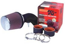 K&N 57A-6037 - Apollo Cold Air Intake Systems (Cold air) | TDot Performance