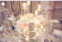 Weddings - table / by Laura MK