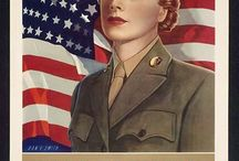 Women in the Military/War Efforts