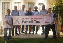 LG Brazil Worldcup Tour / LG Dealer Trip