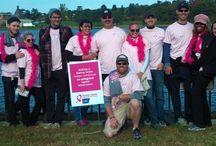 Breast Cancer Awareness Walk  Baltimore 2013 / Making Stride against Breast Cancer 2013 Baltimore, MD