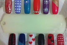 Nail designs by Sapphire Beauty (Reydon, Southwold)