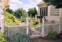 Fences and Gates / by Historic Shed