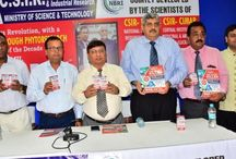 CSIR Launches Ayurvedic Anti-diabetic Drug BGR-34 / Council for Scientific and Industrial Research (CSIR), today launched BGR-34 - country's first anti-diabetic ayurvedic drug with DPP4 inhibitory Activity.