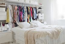 Organizing ~ Small Space Solutions