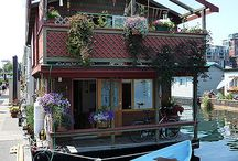 House Boats / by Ann Green