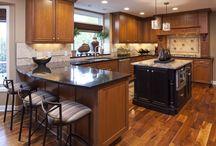 Kitchen Inspiration / by Amber Garrett