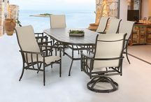 Provence Collection / Romance Outdoor Furniture Collection from Castelle - the Provence Collection