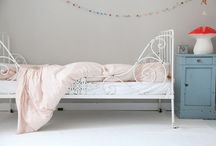 Girls room / Des idées pour les chambres de mes principesse.
