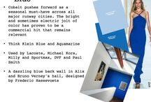 S/S 14 Interiors Trend: Blue
