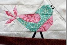 Stitch--quilting
