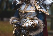 Medieval/Fantasy armour cosplay