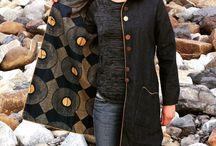 Couture - manteaux et vestes