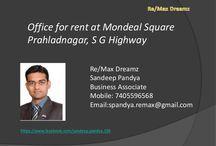 Office for rent Prahladnagar S G Highway