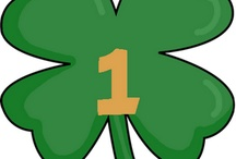 Saint Patrick's Day Blog Hunt / Here are all the steps (so far!) in our 17 day long BLOG HUNT! Enjoy and have fun!