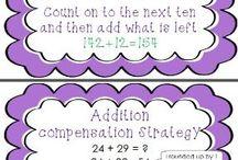 maths - jump strategy