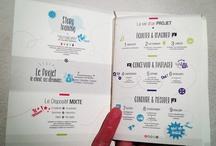 Plaquette & flyer