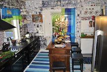 kitchen interior / Lulle decor