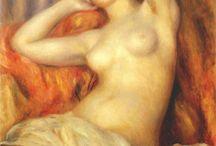 Pierre-Auguste Renoir / Paintings by master Renoir!