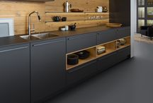 New Modern Leicht Kitchens / New Modern Kitchens from Leicht, available at the Leicht Kitchen Design Centre in London and Sevenoaks, Kent.