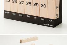 Calendar / Kalenterit
