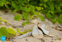 Weddings | The Shoes / Wedding shoe inspiration! We love the shoes.