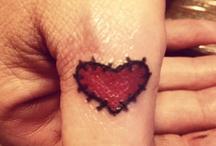 Heart Disease Tattoo