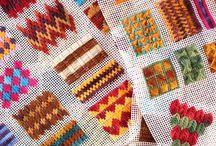 tejidos para tapete en Trapillo