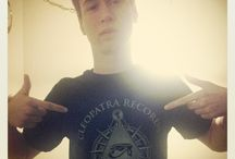 Cleopatra Records Clothing / Cleopatra Records Clothing -  Rock Band Tees, Sweaters & accessories / by Cleopatra Records