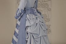 Janet Arnold and Nora Waugh - Extant garments and modern replica