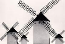 Windmills, szélmalmok, malmok