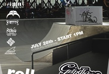 Our favourite skate events