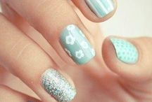 Nails. / Nail designs and tips