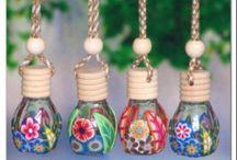 Miniature Bottles